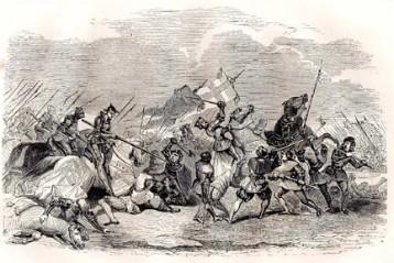 La Bataille d'Othée, 1408