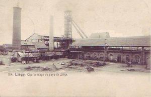 Liège, charbonnage
