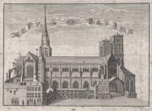 Liège, St-Lambert, par Leloup, 1735