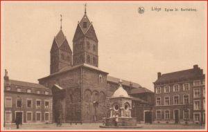 Liège, St-Barthelemy