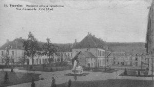 L\'abbaye de Stavelot