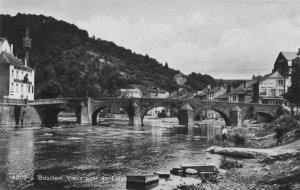 Bouillon, le pont de Liège