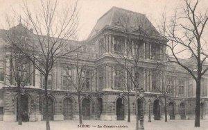 Liège, le conservatoire de musique