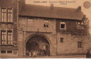 Liège, abbaye St-Laurent