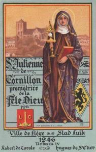 Liège, Ste-Julienne de Cornillon