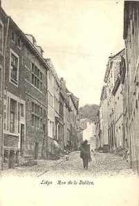 Liège, rue volière