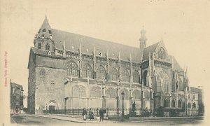 Liège, église St-Jacques