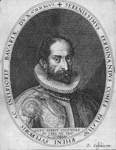 Liege, Ferdinand de Bavière