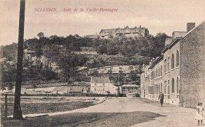 Liège-Sclessin, l\'asile de la Vieille Montagne