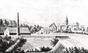 Liège, houillère St-Gilles, 18e siècle