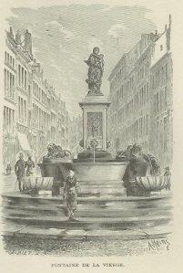 La Vierge de Jean Delcour, Vinave-d-ile, Liège