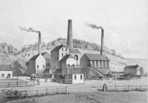 Liège, charbonnage du Val-Benoît
