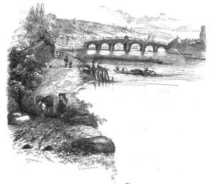 Liège, Pont Des Arches